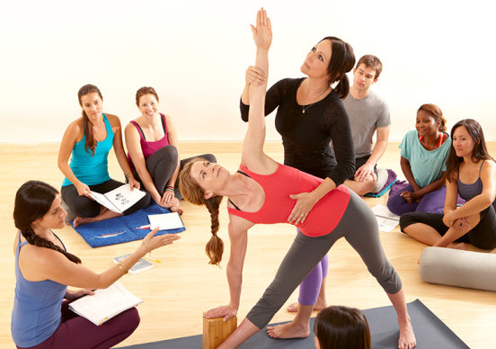 pilates teacher training program
